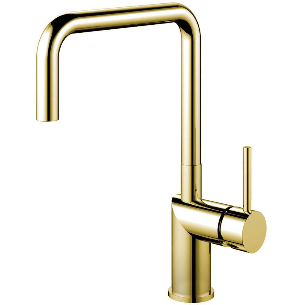 Messing/Gold Küche Waschbecken Wasserhahn - Nivito RH-360