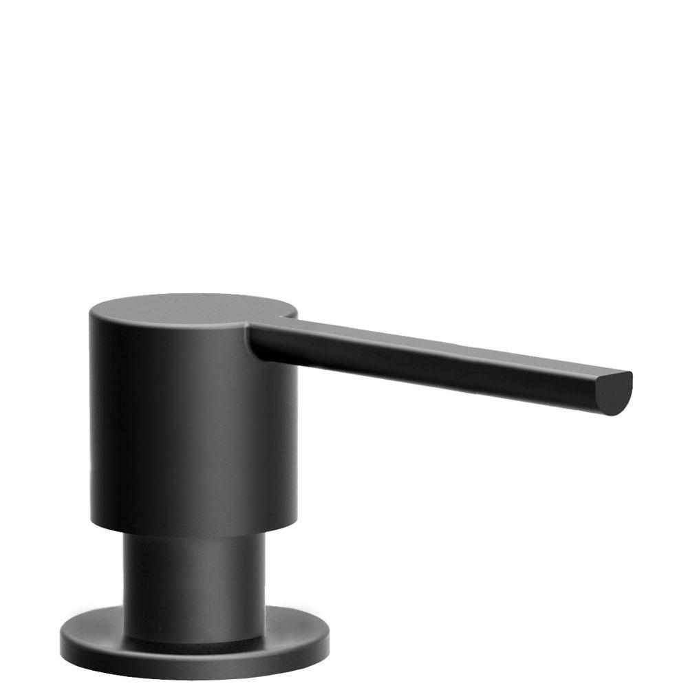 Schwarz Seifenspender - Nivito SR-BL