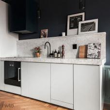 Schwarz Küchenarmatur - Nivito 1-RH-120