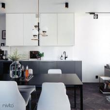 Schwarz Küchenarmatur - Nivito 11-RH-320