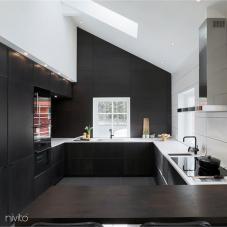 Schwarz Küchenarmatur - Nivito 20-RH-320