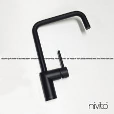 Schwarz Küchenarmatur - Nivito 23-RH-320