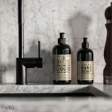 Schwarz Küchenarmatur - Nivito 3-RH-120