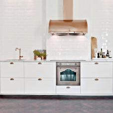 Kupfer Küchenarmatur - Nivito 4-CL-170