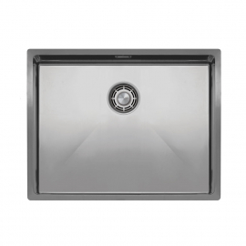 Edelstahl Küche Waschbecken - Nivito CU-550-B
