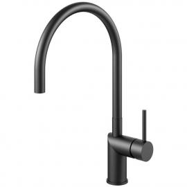 Schwarz Küche Wasserhahn - Nivito RH-120