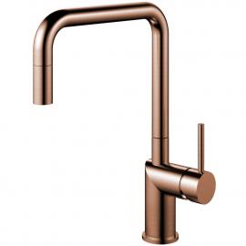 Kupfer Küche Wasserhahn Ausziehbarer Schlauch - Nivito RH-350-EX