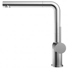 Edelstahl Küchenarmatur Ausziehbarer Schlauch - Nivito RH-600-EX