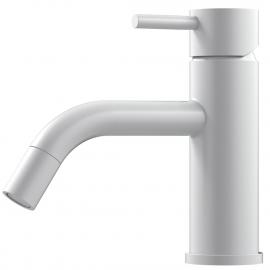 Weiß Badezimmer Wasserhahn - Nivito RH-63